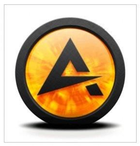 Логотип аудиоплеера AIMP